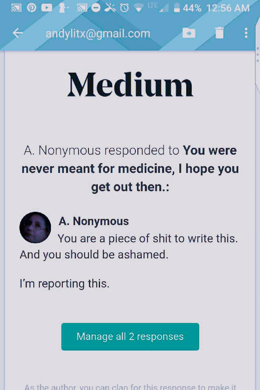 Medium Hate Comment_